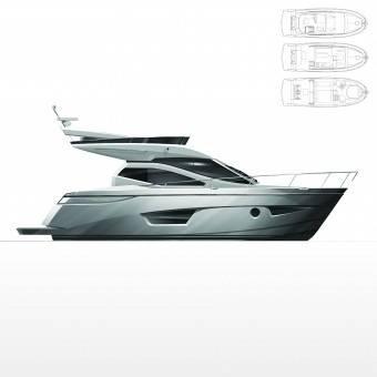 Portofino Fly 35: Image credit A' Award