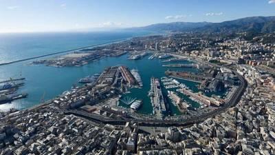 Pic: Ports of Genoa