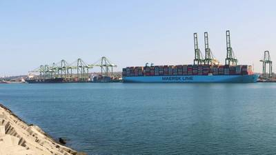 Pic: Ports of Sines and the Algarve Authority