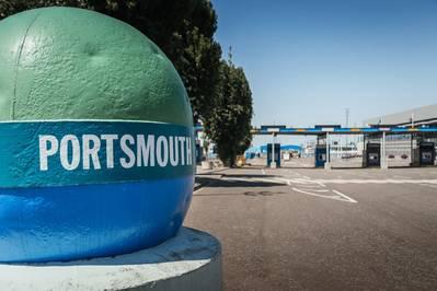 Portsmouth International Port © PIP