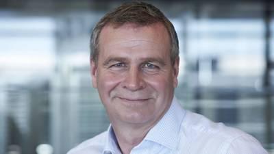 Kell Robdrup, Senior Vice President. Photo: DFDS