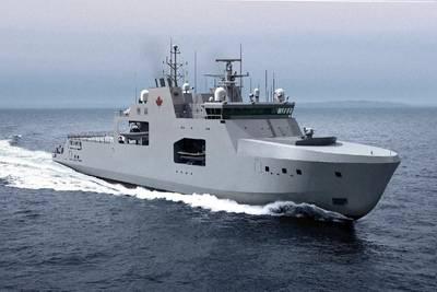 Pic: Royal Canadian Navy