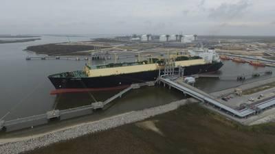 Sabine Pass LNG export plant (File photo courtesy pf Cheniere Energy)