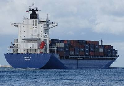 Sagitta (Photo: Diana Containerships)