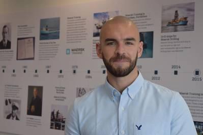 Scott Taylor, Maersk Training UK Head of Commercial (Photo: Maersk)