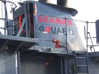 MV Seaman Guard Ohio: Photo courtesy of Advanfort