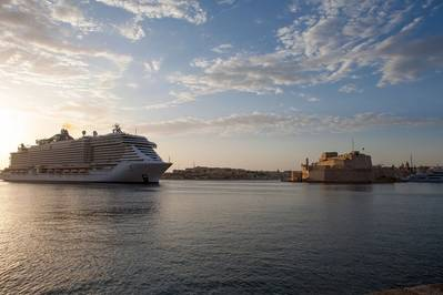 MSC Seaview (Valletta Cruise Port)