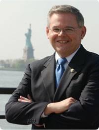 Senator Robert Menendez