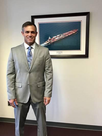 Shawn Garry (Photo: Bouchard Transportation Co., Inc.)