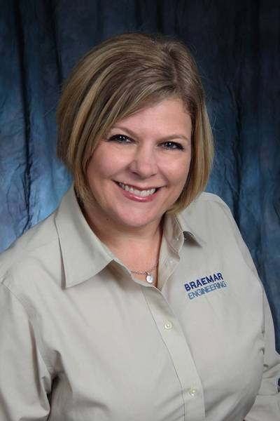 Sheila McClain (Photo: Braemar Engineering)