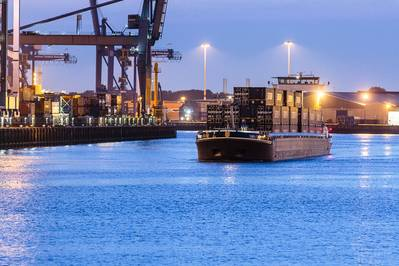Shortsea Container Shipping (File image / CREDIT Samskip)