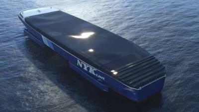 NYK Super Eco Ship 2050. Pic: NYK
