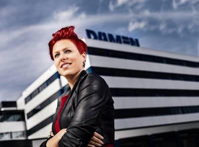 Sylvia Boer (Photo: Damen)