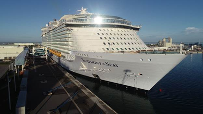 Symphony of the Seas (Photo: Canaveral Port Authority)