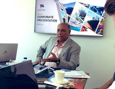 Tahir Lakhani, UAESA Vice-Chairman (Photo: UAESA)