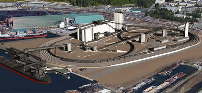 G3 Terminal Vancouver will be the first new grain terminal constructed at the Port of Vancouver since the 1960s (Image: G3)