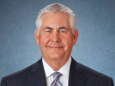 Rex W. Tillerson (Photo: Exxon Mobil)
