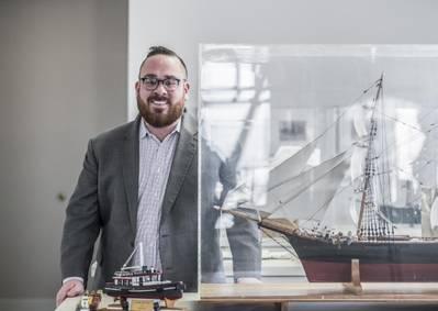 Adam Tindall-Schlicht (Photo: Port Milwaukee)