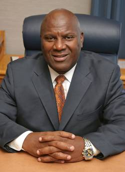 Virginia Port Authority Executive Director Jerry Bridges