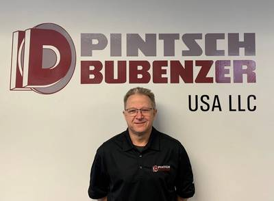 Mike Zuchowski, regional sales manager at Pintsch Bubenzer USA. (Photo: Pintsch Bubenzer USA)