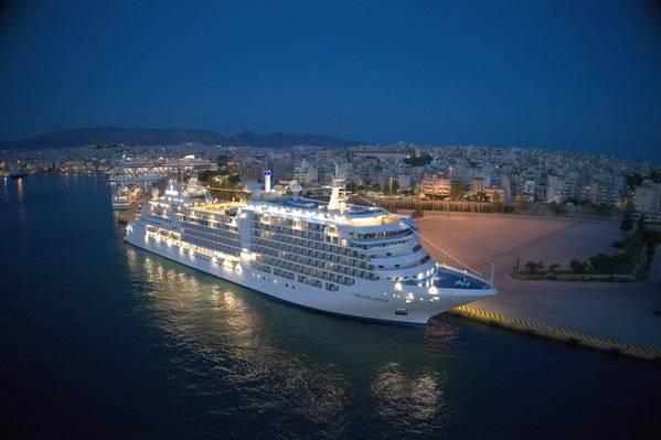 Credit: Silversea Cruises