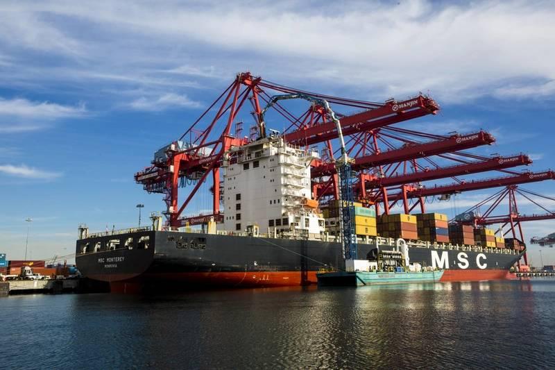 Port Logistics Group Long Beach