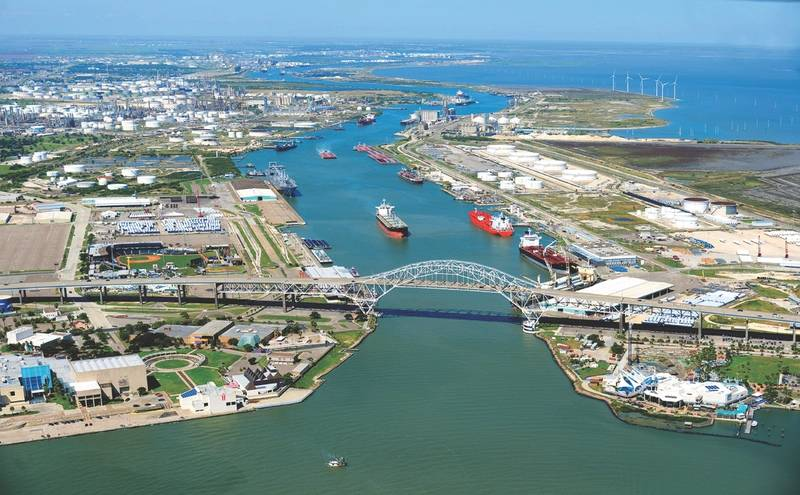 The Port Of Corpus Christi Energy Port Of The Americas