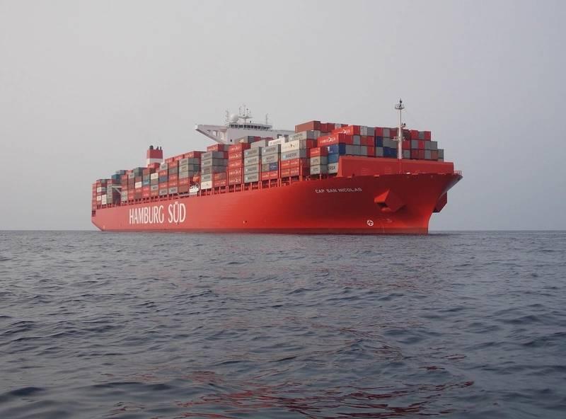 Maersk, Hamburg Süd Enter Slot Purchase Deal