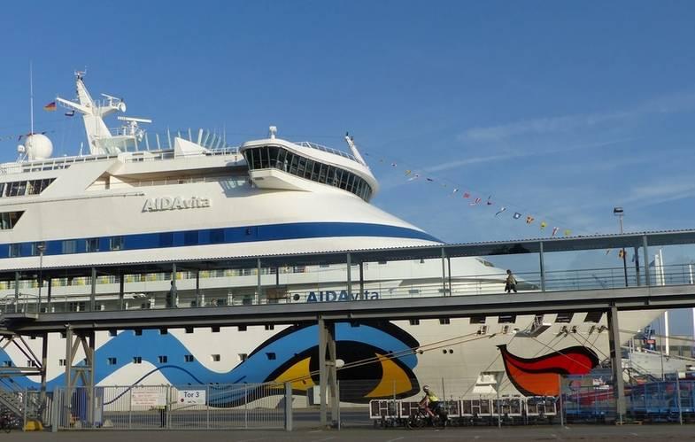 AIDAvita (Photo: Port of Kiel)
