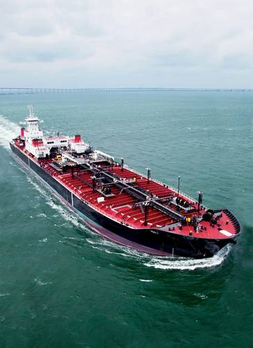 "In addition to its ATB fleet, Crowley has invested in tankers as a result of the shale oil and gas revolution. ""We never expected crude to be moving. We are moving crude from Corpus Christi to the Louisiana Offshore Oil Port (LOOP)."""