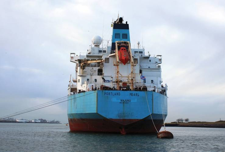 Another Crowley managed vessel.