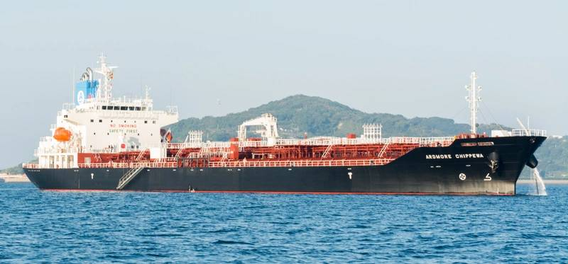 Ardmore Cheppewa (Photo: Ardmore Shipping)