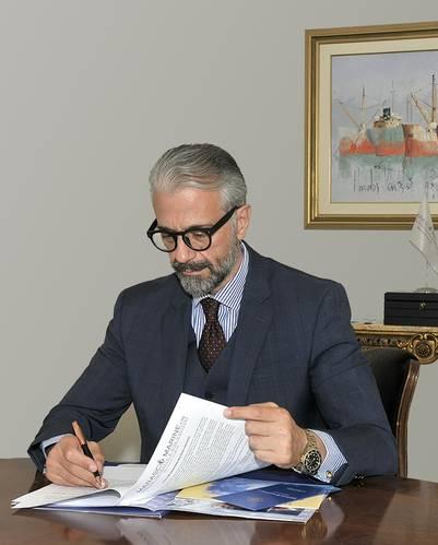 The Author: Anastasios Maraslis, Founder, President, Director of Marasco Marine Ltd.