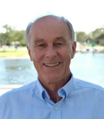 The Author: Dr. Geoffrey Swain. Professor Ocean Engineering and Marine Science and Director Center for Corrosion and Biofouling Control, Florida Institute of Technology, Melbourne, Florida.