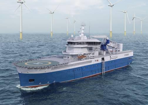 Bibby WaveMaster 1 (Image: Bibby Marine Services Limited)