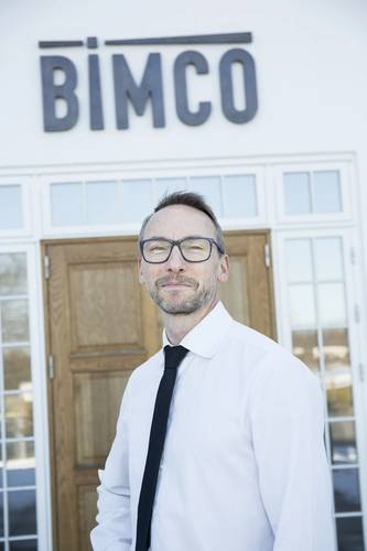 BIMCO's Chief Shipping Analyst Peter Sand