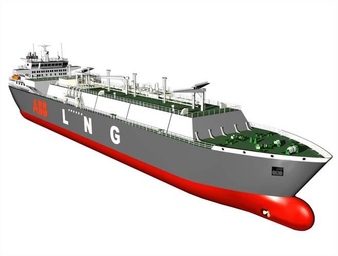 ABB LNG Carrier