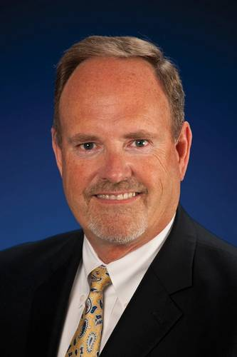 Mike Christensen, Executive Director for Development at the Port of Los Angles