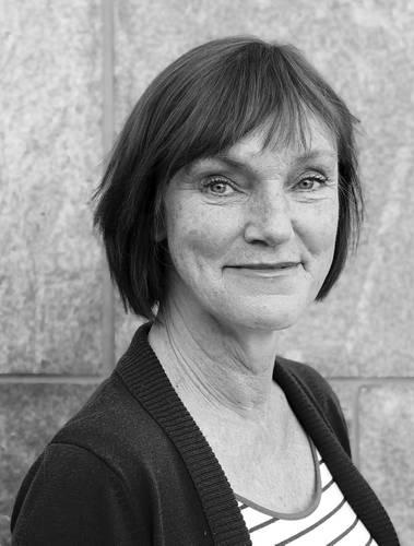 Co-Author Kristin Øye Gjerde.