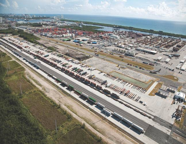 (Credit: Broward County's Port Everglades)