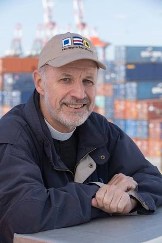Rev. David M. Rider, President & Executive Director, Seaman's Church Institute. (Photo: SCI)