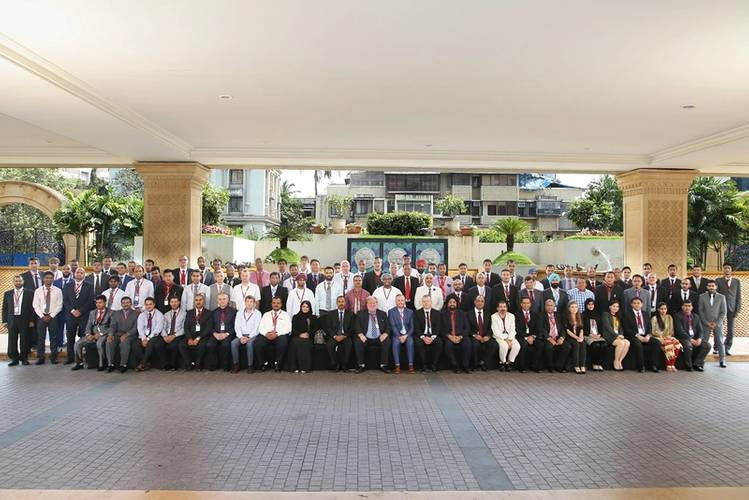 Delegates at Oman Ship Management Company Mumbai 'Seafarers' Conference' (Photo: OSC)