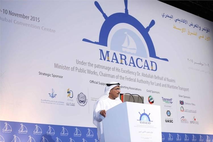 His Excellency Dr. Abdullah Bin Mohammed Belhaif Al Nuaimi Photo Maracad