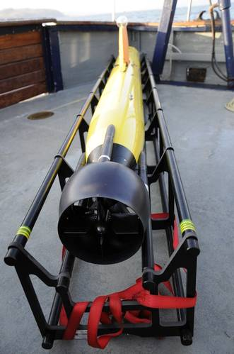 SAMS' Gavia's are used on a wide range of missions. Photo from SAMS.