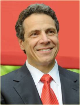 New York Governor Andrew M. Cuomo