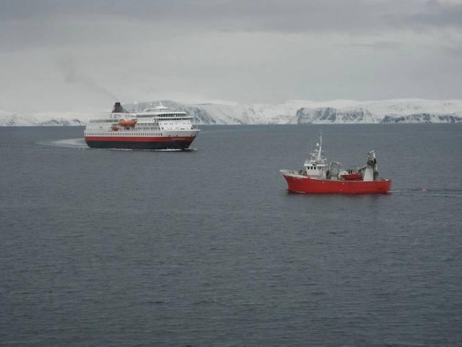 HAMMERFEST HURTIGRUTA (Credit: Esther Kokmeijer/courtesy Hurtigruten AS)