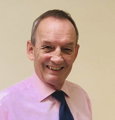 Mike Hammond (Photo: Britannia Maritime Consultants)