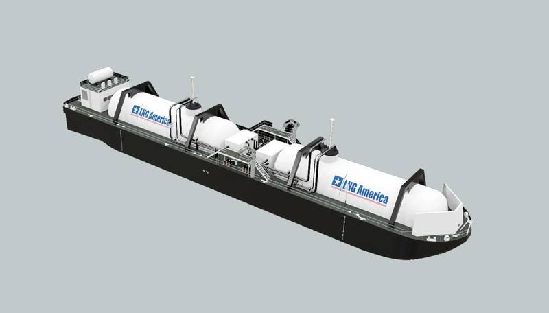 Image: LNG America