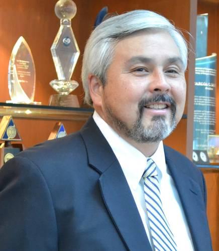 InterManager President Gerardo Borromeo