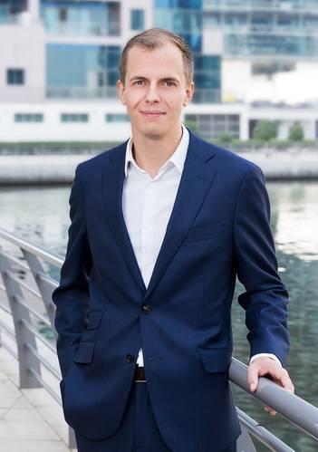 Rune Jensen (Photo: Dan-Bunkering)